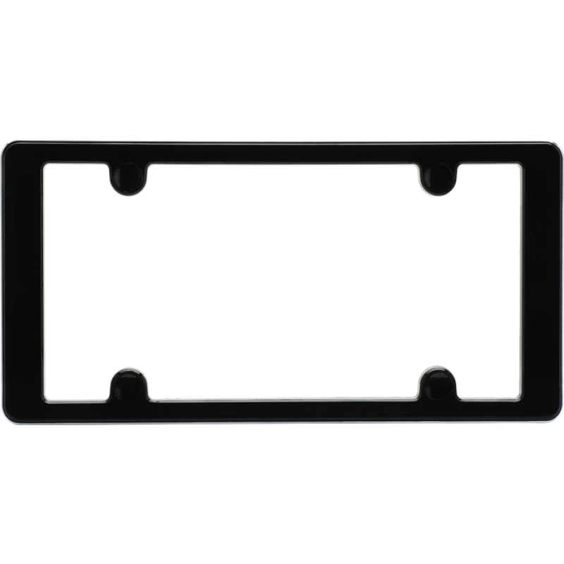 Illusion License Plate Frame