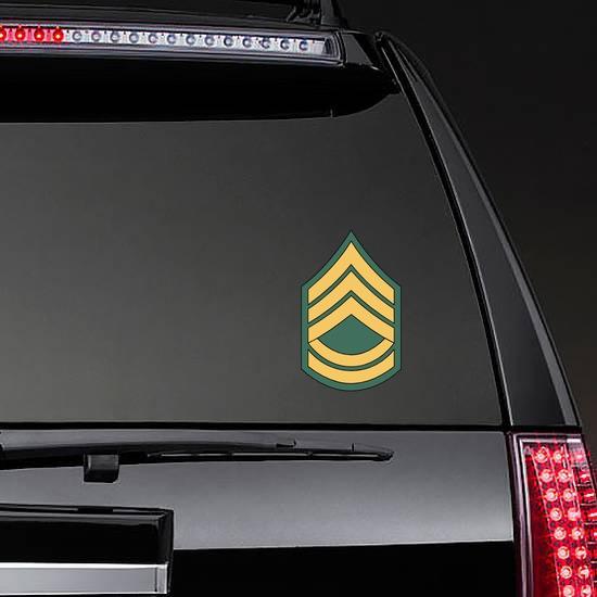 S ARMY  STAFF SERGEANT STICKER U