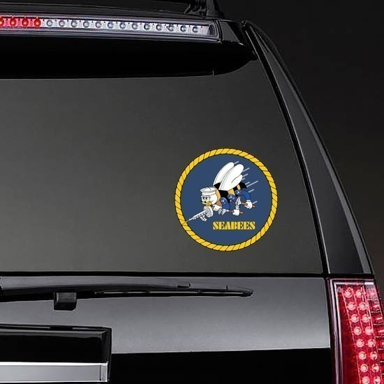 Department Air Force Security Forces Car Truck Window Laptop Decal Sticker