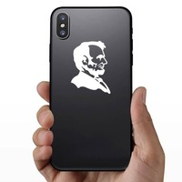 Abraham Lincoln Sticker on a Phone example