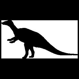 Edmontosaurus Dinosaur Sticker