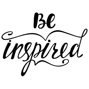 Be Inspired Boho Sticker