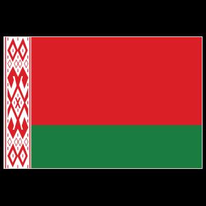 Belarus Country Flag Magnet