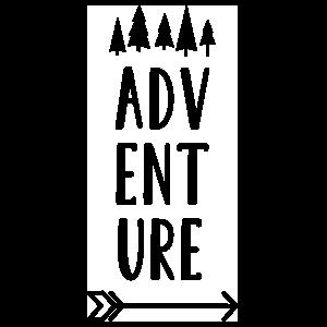 Vertical Adventure Sticker