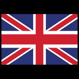 The United Kingdom Flag Magnet