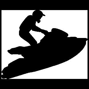 Jet Ski Sticker