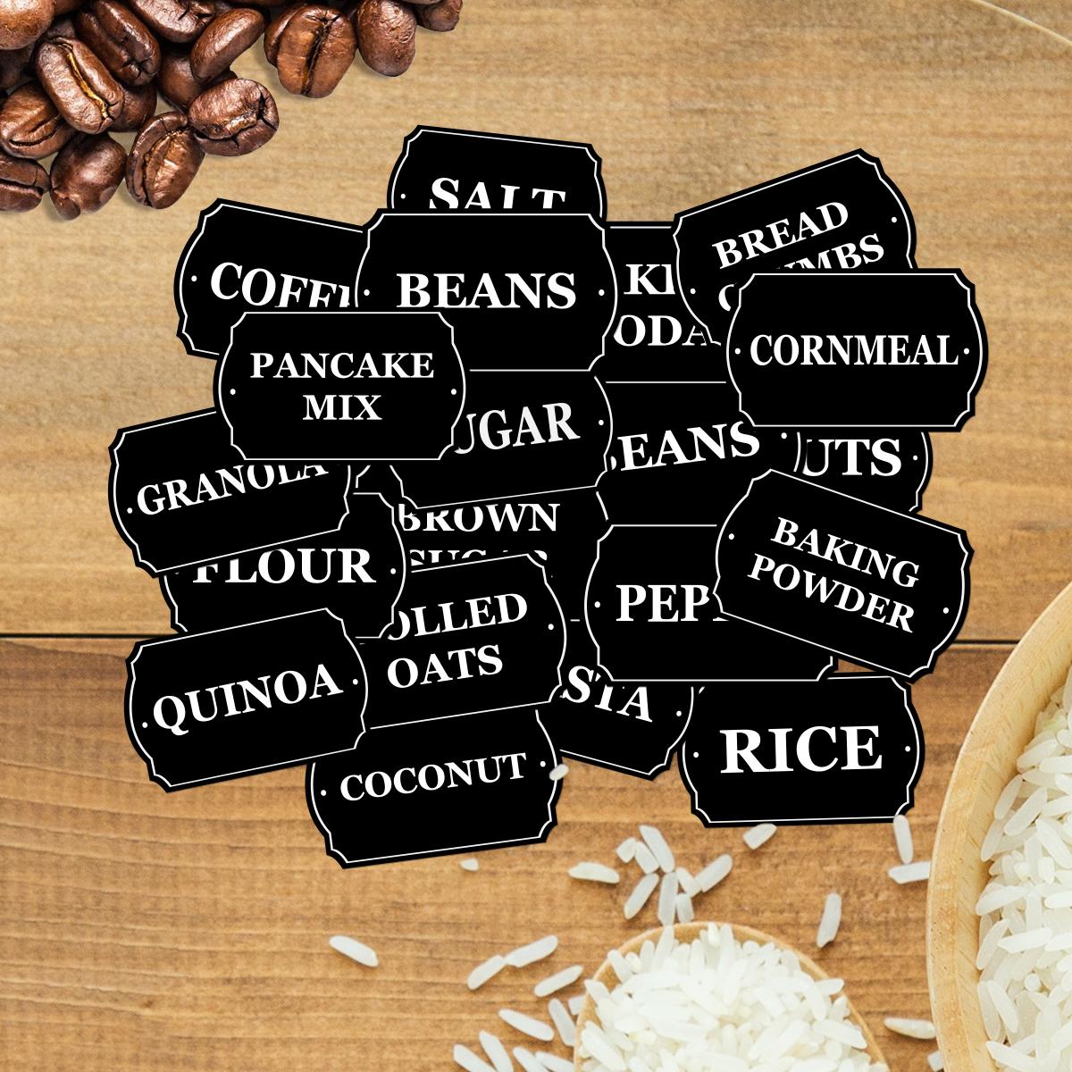 Crafty Kitchen Labels - Sticker Bundle