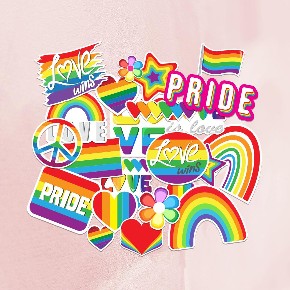 Pride Sticker Bundle