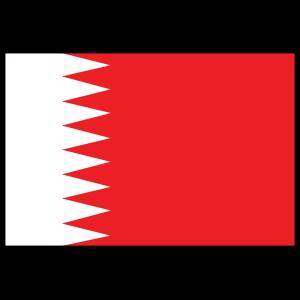 Bahrain Country Flag Magnet