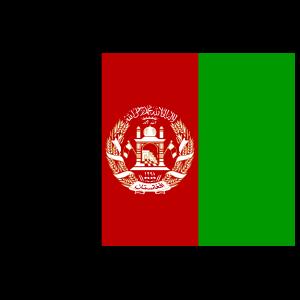 Afghanistan Flag Magnet