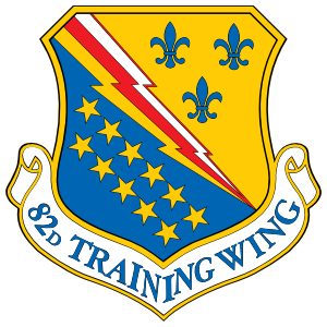 Air Force 82Nd Training Wing Sticker