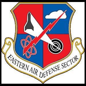 Air Force Eastern Air Defense Sector Sticker