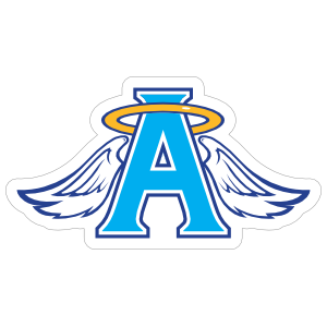 Angels Mascot Sticker