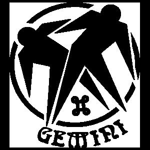 Astrology - Gemini Sticker