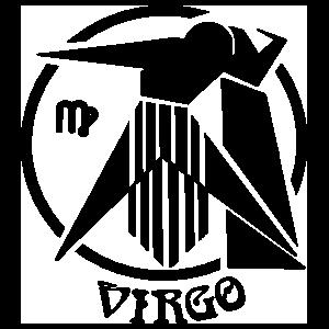 Astrology - Virgo Sticker