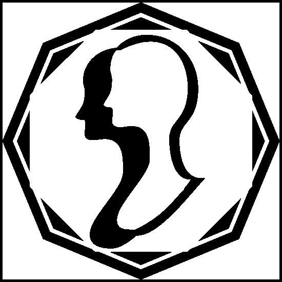 Astrology - Gemini Zodiac Sticker