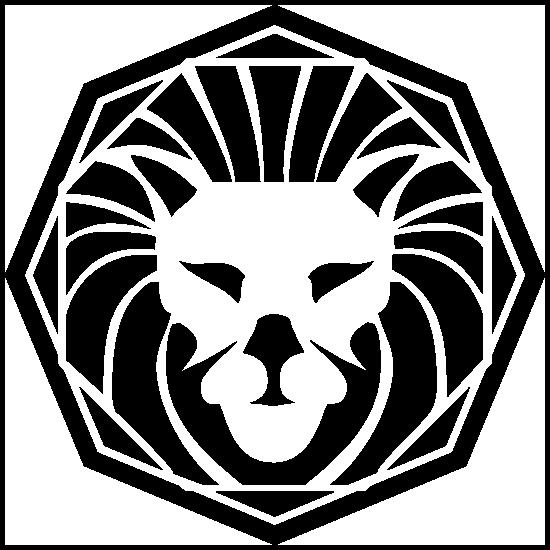 Astrology - Leo Zodiac Sticker