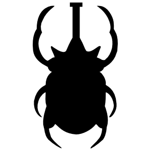 Basic Beetle Sticker