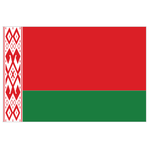 Belarus Country Flag Magnet