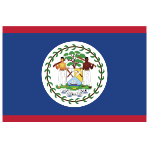 Belize Country Flag Magnet