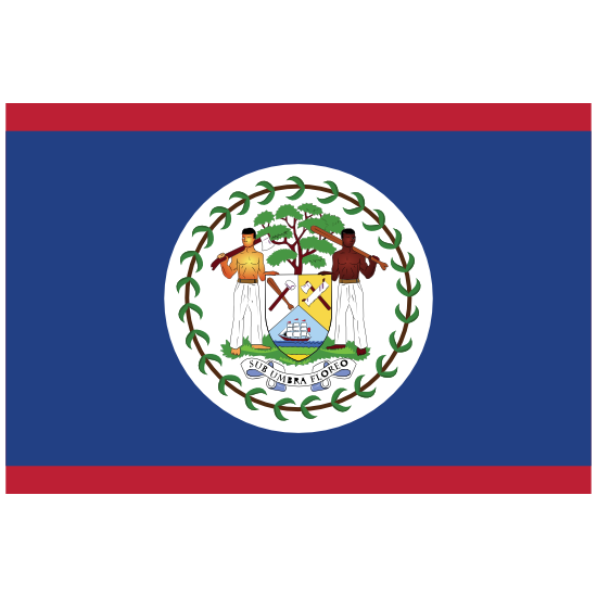 Belize Country Flag Magnet