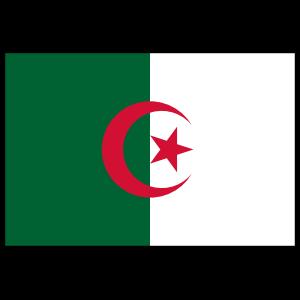 Algeria Country Flag Magnet