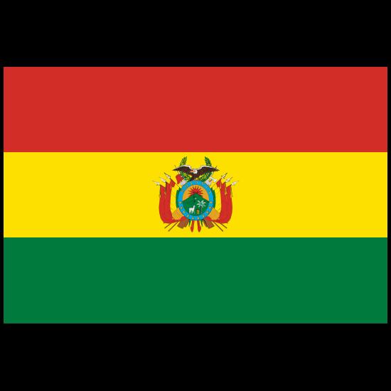 Bolivia Flag Magnet