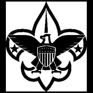 Boy Scouts Logo Eagle Sticker
