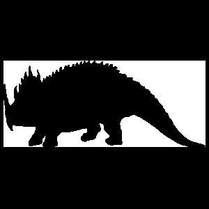 Centrosaurus Dinosaur Sticker