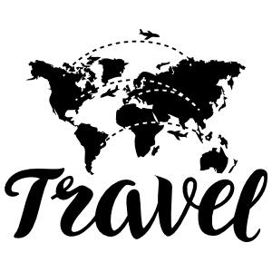 Travel The World Sticker