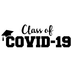 Class of COVID 19 Sticker