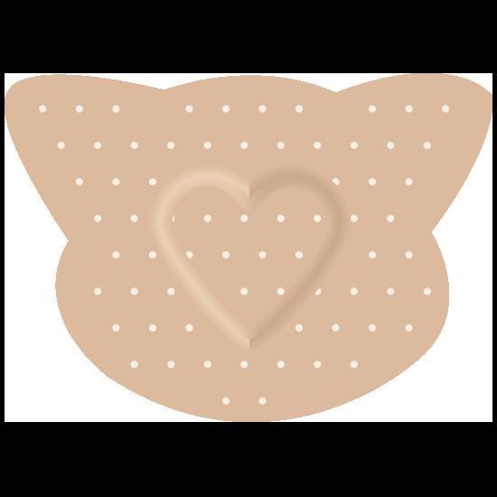 Pig Band Aid Bandage Sticker