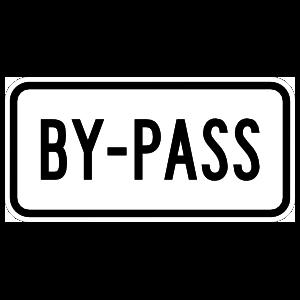 By-Pass Sticker