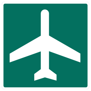 Airport Magnet