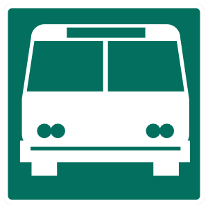 Bus Sticker