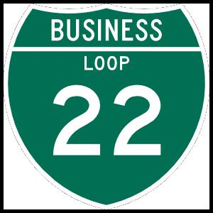 Business 22 Sticker