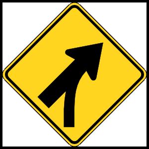 Enter Left Into Traffic Magnet
