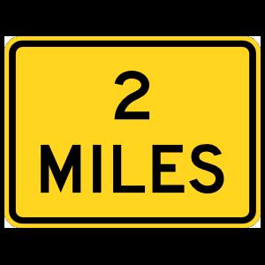 2 Miles Magnet