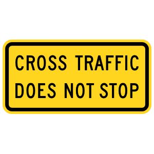 Cross Traffic Does Not Stop Magnet
