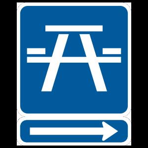 Picnic Area Magnet