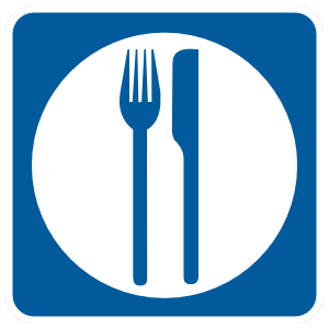 Food Services Sticker
