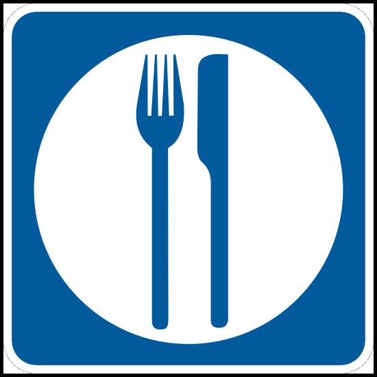 Food Services Sticker