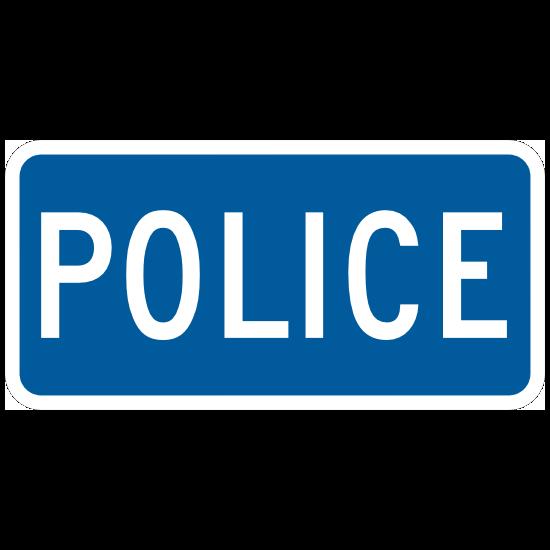 Police Magnet