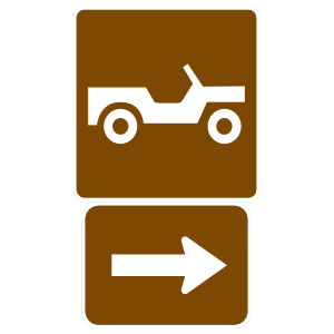 Vehicles To The Right Magnet