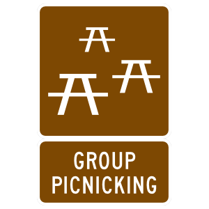 Group Recreation Magnet