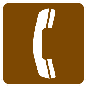 Phone Service Magnet