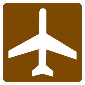 Airport Area Magnet