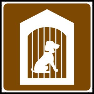 Dog Shelter Sticker