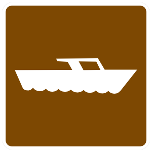 Boating Sticker