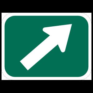 Diagonal Right Magnet